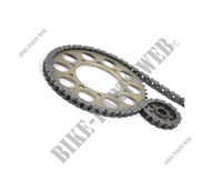 CHAIN KIT for Mash FAMILY SIDE EURO 4 400 2018