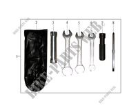 TOOL KIT for Mash FAMILY SIDE EURO 4 400 2018