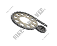 CHAIN KIT for Mash FIFTY (4T) 50 2017