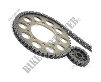 CHAIN KIT for Mash FIFTY EURO 4 50 2018