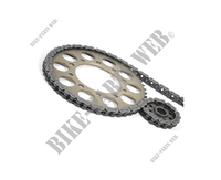 CHAIN KIT for Mash SCRAMBLER 400 EURO 4 400 2018