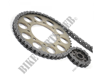 CHAIN KIT for Mash TWO FIFTY EURO4 250 2017